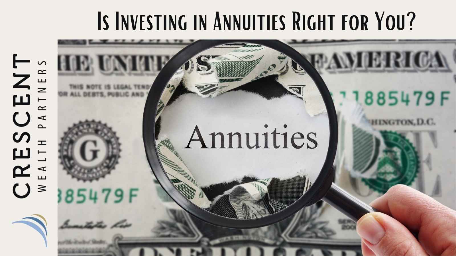 Is Investing in Annuities Right for You?