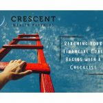 Reaching Your Financial Goal Begins with a checklist